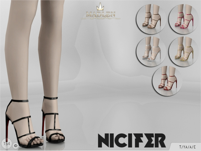Madlen Nicifer Shoes by MJ95