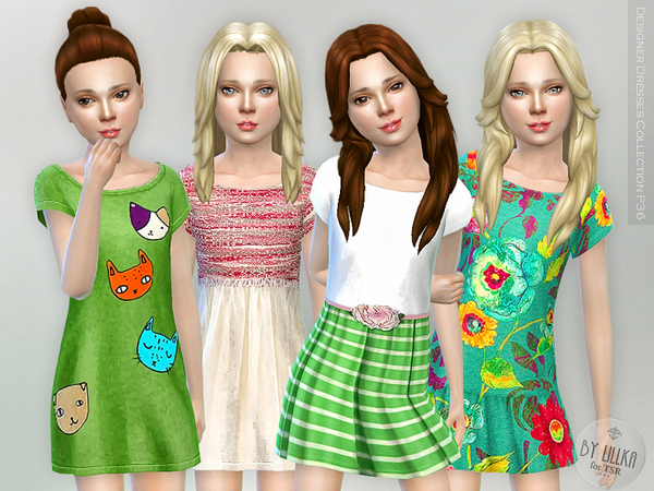 Designer Dresses Collection P36 by lillka