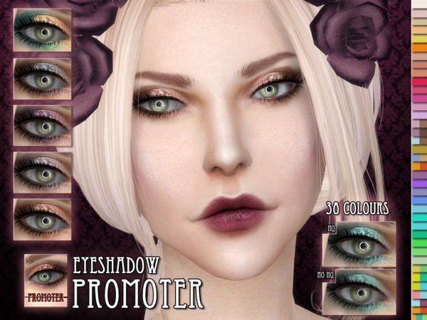 Promotor Eyeshadow by RemusSirion
