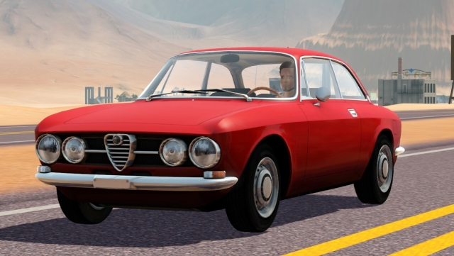 U-I 1969 Alfa Romeo GT by understrechimagination