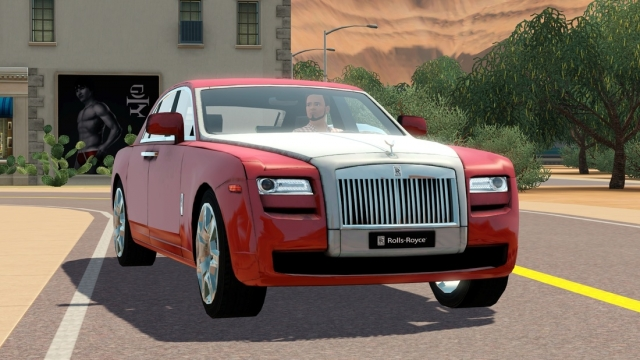 U-I 2011 Rolls Royce Ghost by understrechimagination