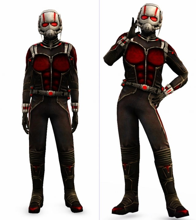Ant man Set by kyrie