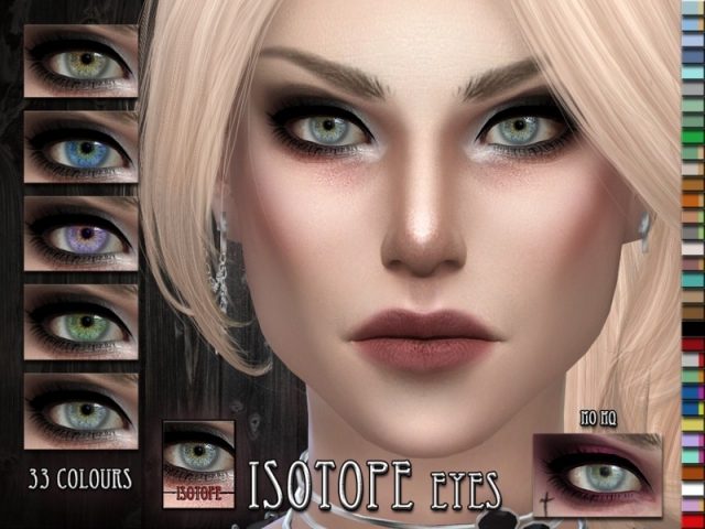 Isotope eyes от RemusSirion
