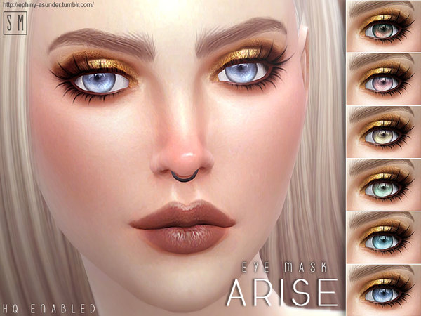 [ Arise ] - Eye Mask by Screaming Mustard