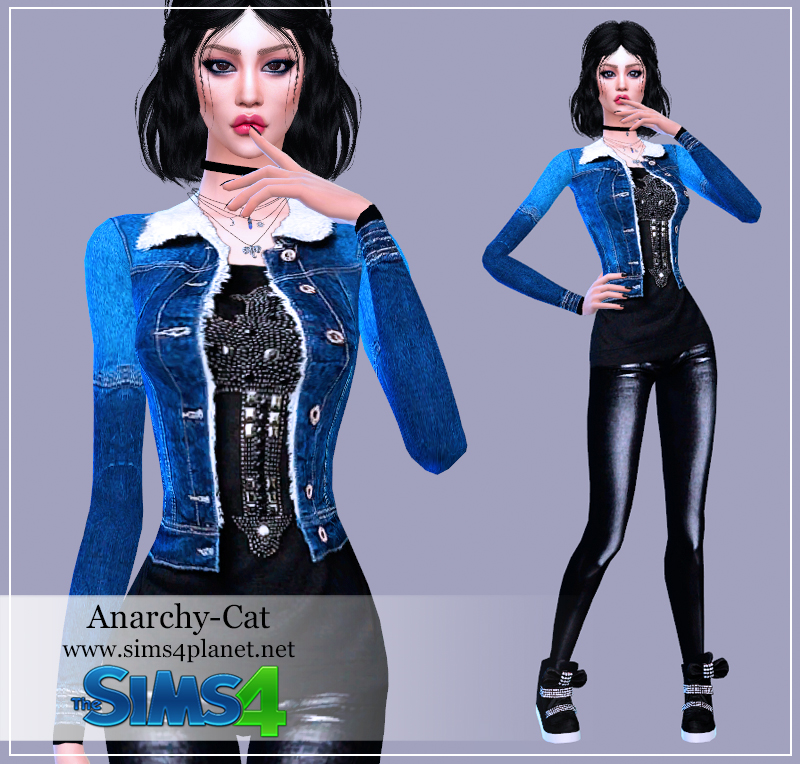 Clothing for females #5 by Anarchy-Cat