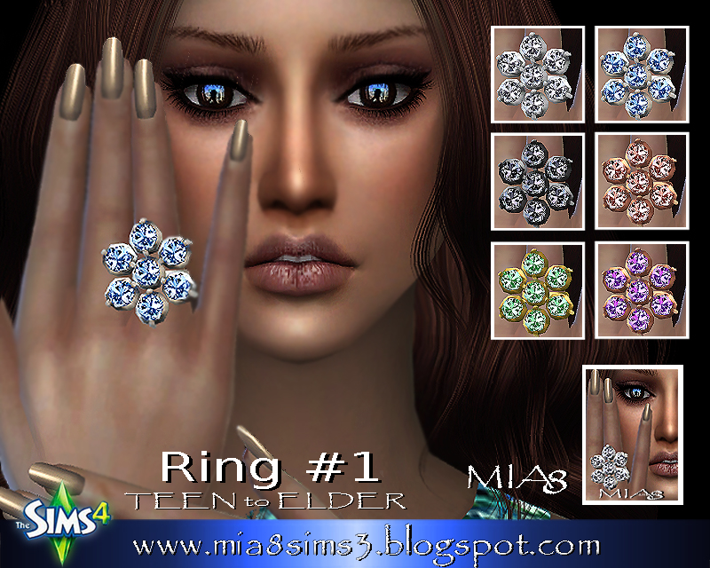 Ring#1 by Mia8