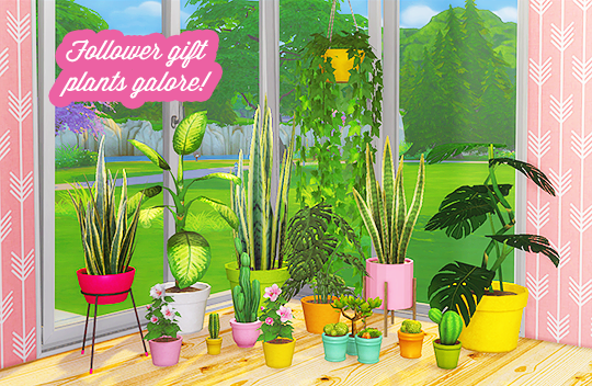 Plants Galore by LinaCherie