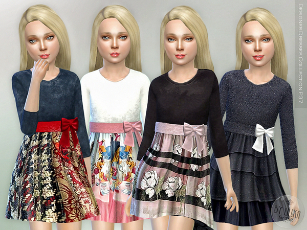Designer Dresses Collection P37 by lillka