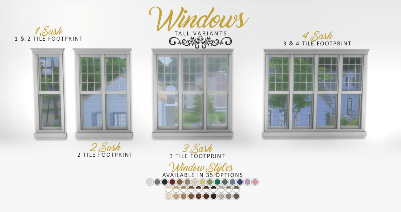 48 Build items for the Sims 4 by Peacemaker ic
