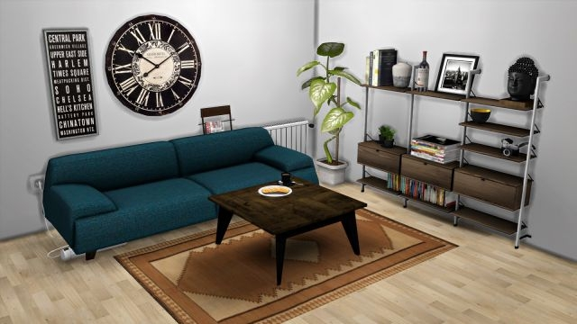 Artifort Living Room Set by Leo-Sims