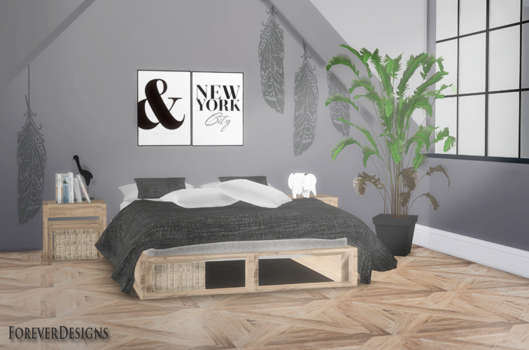 Mller Bedroom Set by ForeverDesigns