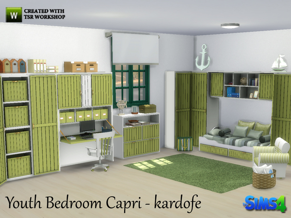 Kardofe_Youth Bedroom Capri