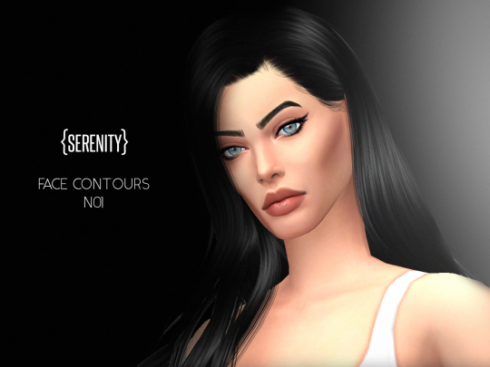 Cheek Contour by SerenityCC
