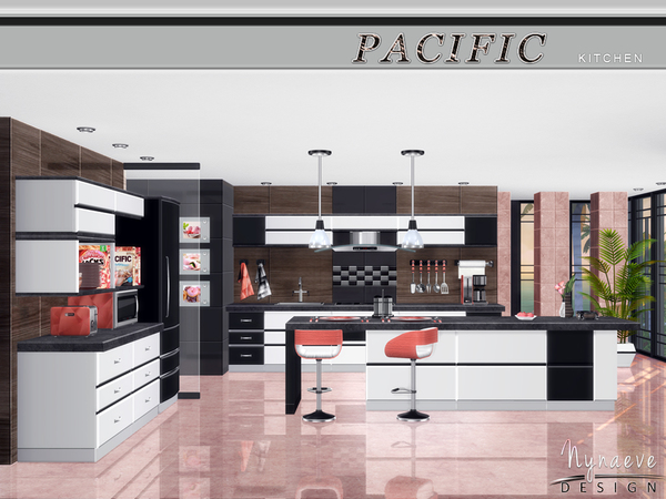 Pacific Heights Kitchen by NynaeveDesign