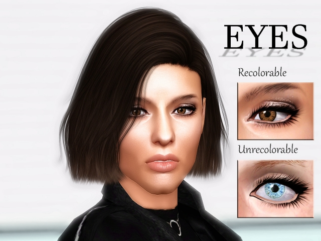 Eyes (contacts_160) by ulito4ka