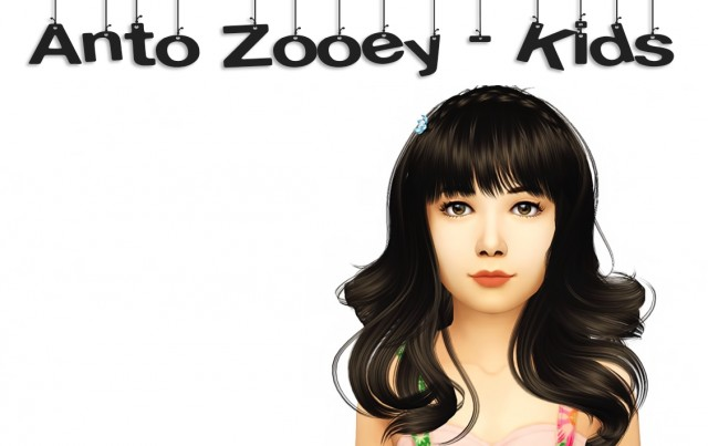 Anto Zooey - Kids Version by simiracle