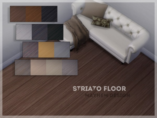 Striato Floor by Mayhem-Design