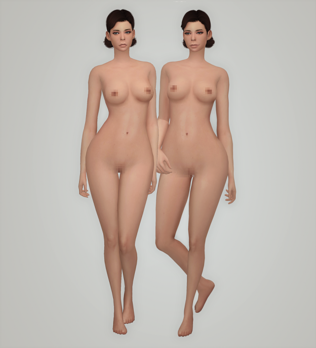 Annely Skin by sims3melancholic