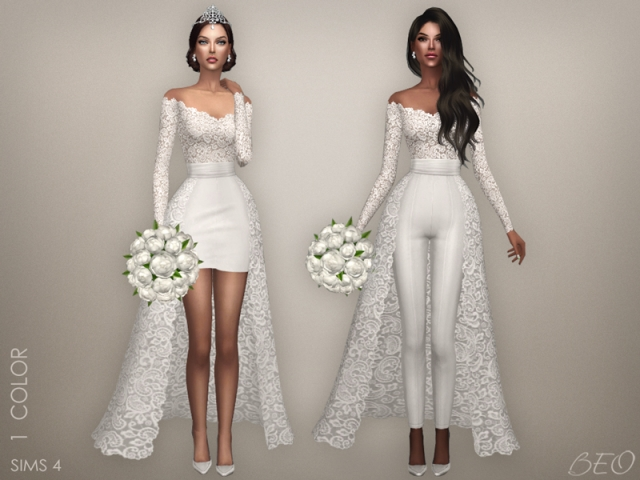 WEDDING COLLECTION - LORENA by BEO