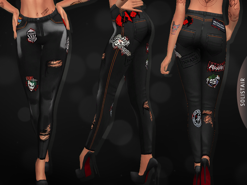 Kath Harley Jeans by Solistair