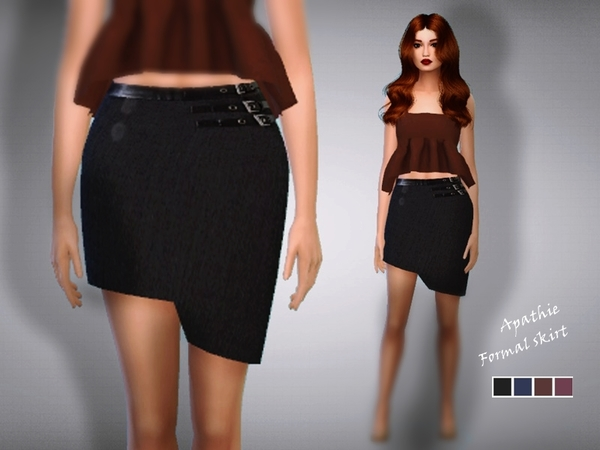 Formal Skirt - Get Together needed by Apathie