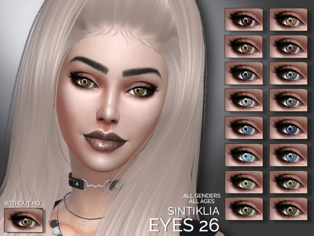 Eyes 26 by Sintiklia