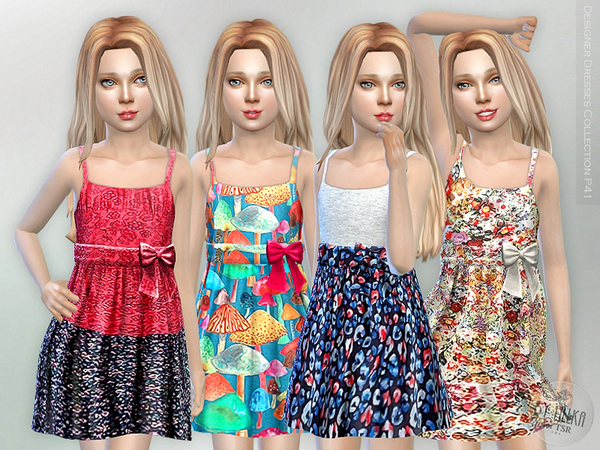 Designer Dresses Collection P41 by lillka