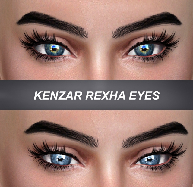Rexha Eyes by Kenzar