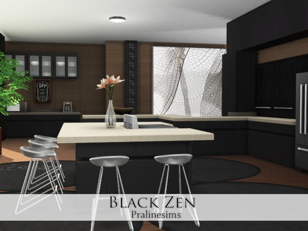 Black Zen by Pralinesims