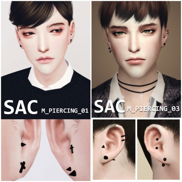 Пирсинг Piercings by SAC