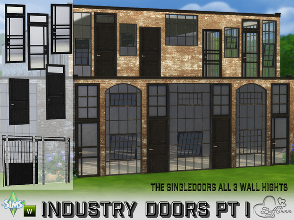 Industry Build: Singledoors by BuffSumm