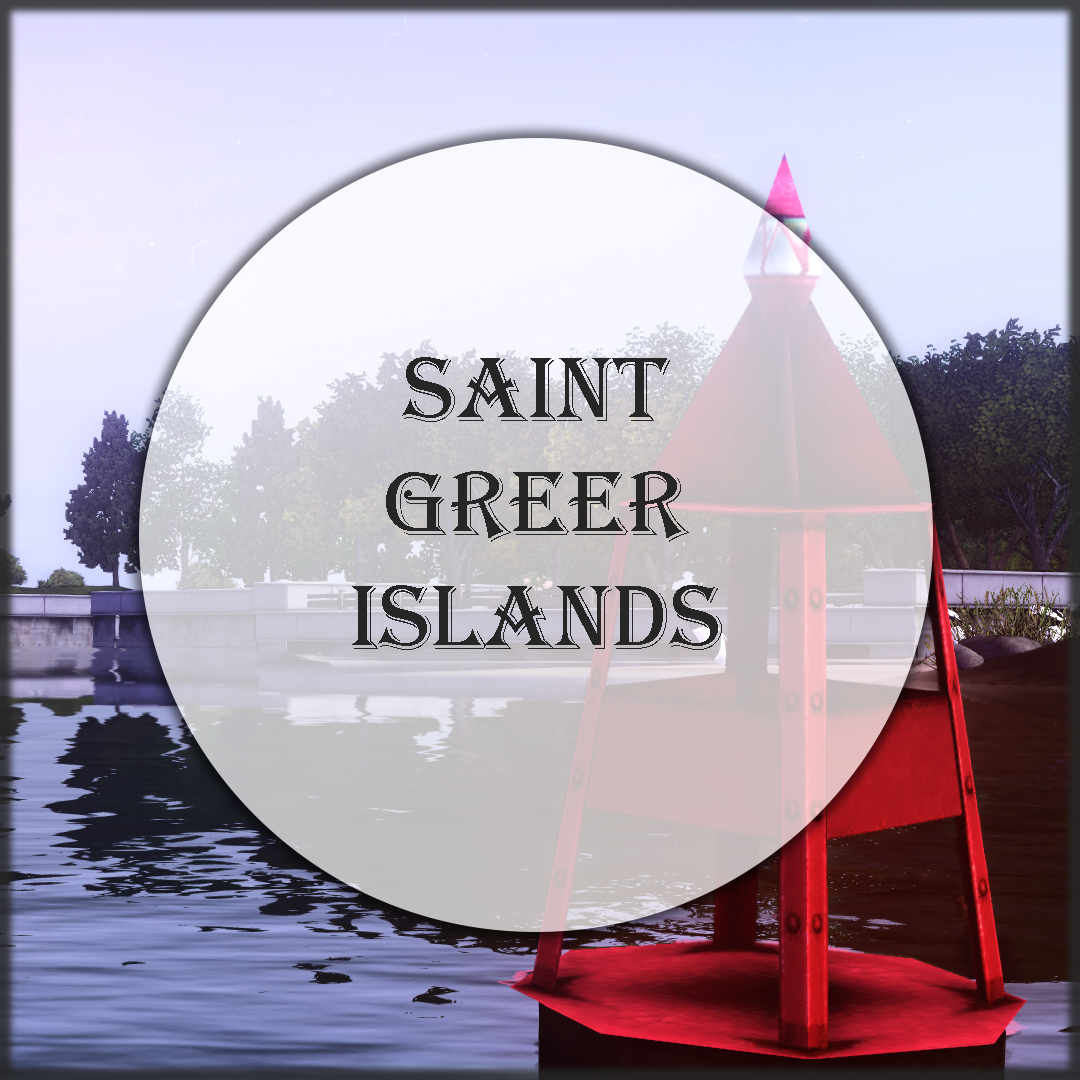 Saint Greer Islands от simplyimaginarypeople