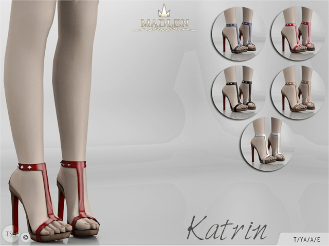 Madlen Katrin Shoes by MJ95