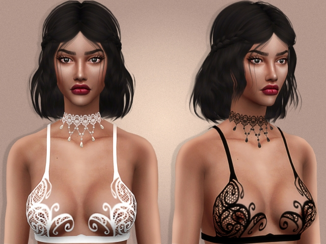 Lace Brassiere by MariaMaria