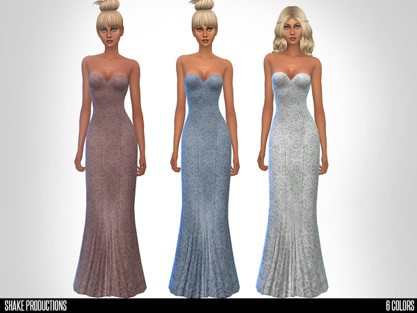 ShakeProductions 55-Dress by ShakeProductions