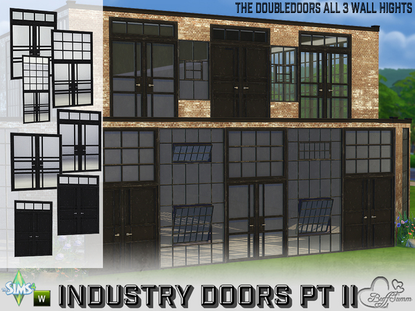 Industry Build: Doubledoors by BuffSumm
