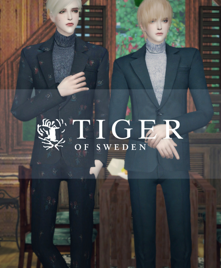 Tiger of Sweden Suits by SAC