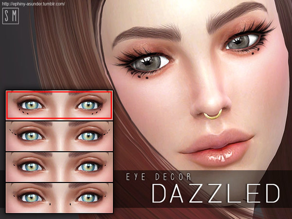 [ Dazzled ] - Eye Decor by Screaming Mustard