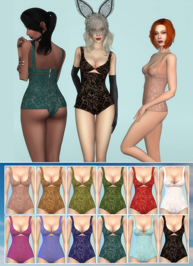 Dangerous Woman Lingerie by WhiteCrow