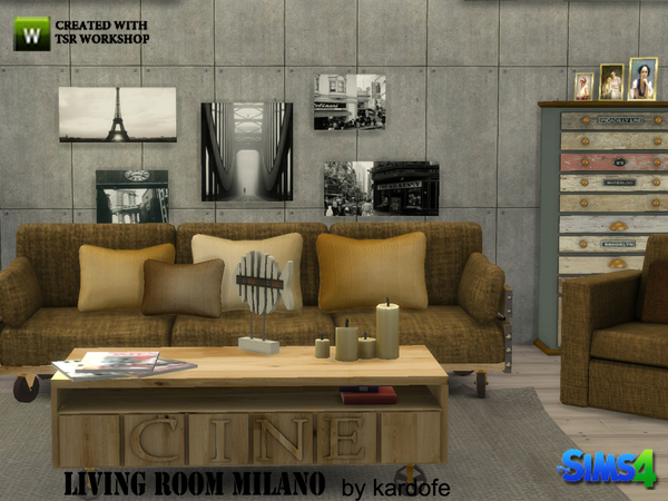 kardofe_Living room Milano
