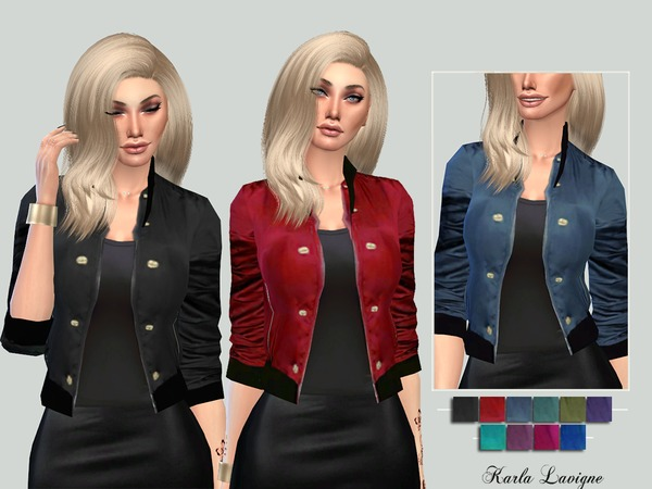 Zorka Jacket by Karla Lavigne