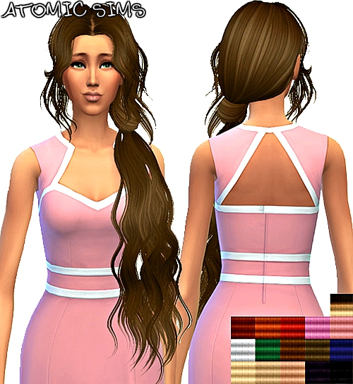 Momo Skysims 60 + 63 retextured