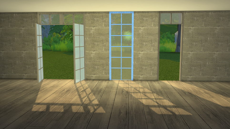 Basic Square Doors and Arches by Minc78