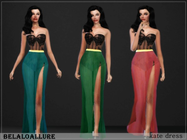 belaloallure_kate dress by belal1997