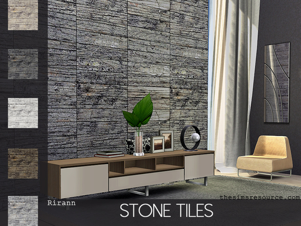 Stone Tiles by Rirann