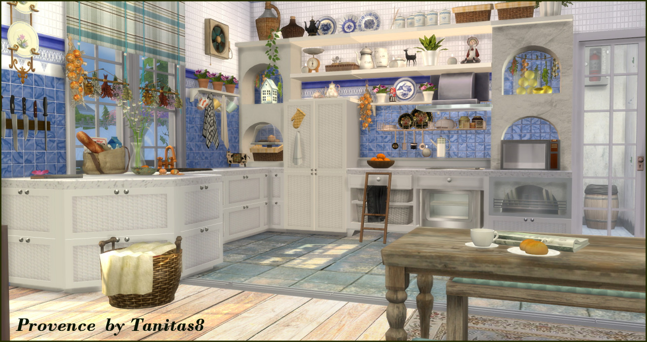 Provence House by Tanitas8