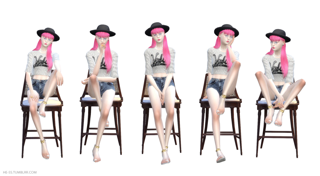 TS4 - SEAT POSE M,D CAS&PLAY by HESS