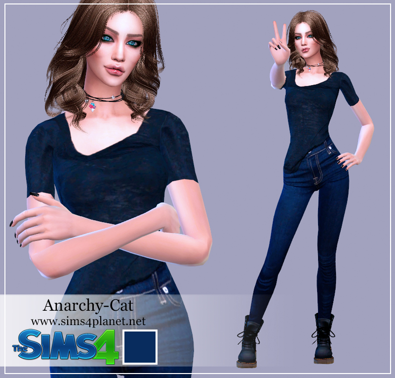 Kristen Stewart Casual Outfit by Anarchy-Cat