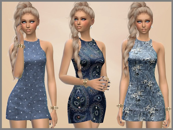 Danielle Dress by SweetDreamsZzzzz