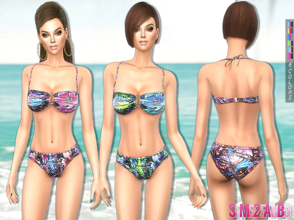 218 - Swimwear set by sims2fanbg